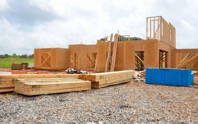 Gros plan sur les différentes techniques de construction de maison en bois